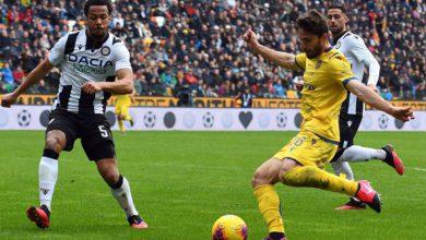 Fabio Borini Udinese-Verona