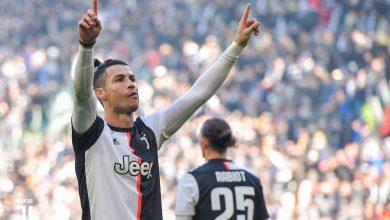 Cristiano Ronaldo Juventus-Fiorentina
