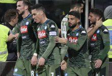 Dries Mertens Cagliari-Napoli
