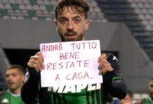 Francesco Caputo Sassuolo-Brescia