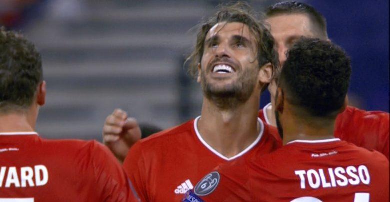 Javi Martinez Bayern Monaco-Siviglia