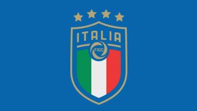 FIGC logo Italia