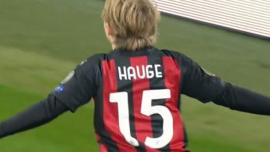 Jens Petter Hauge Milan