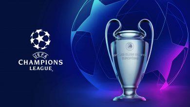 UEFA Champions League logo 2018-2021