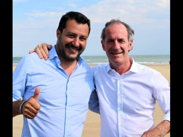 Green Pass: Salvini, in agreement with Zaia, use is limited – Icon News